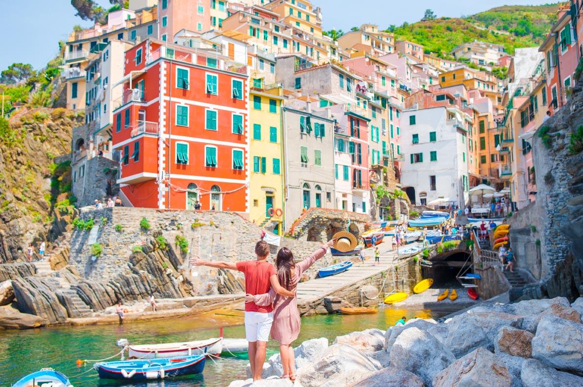 Best things to do in Italy - Cinque terre copyright  TravnikovStudio - European Best Destinations