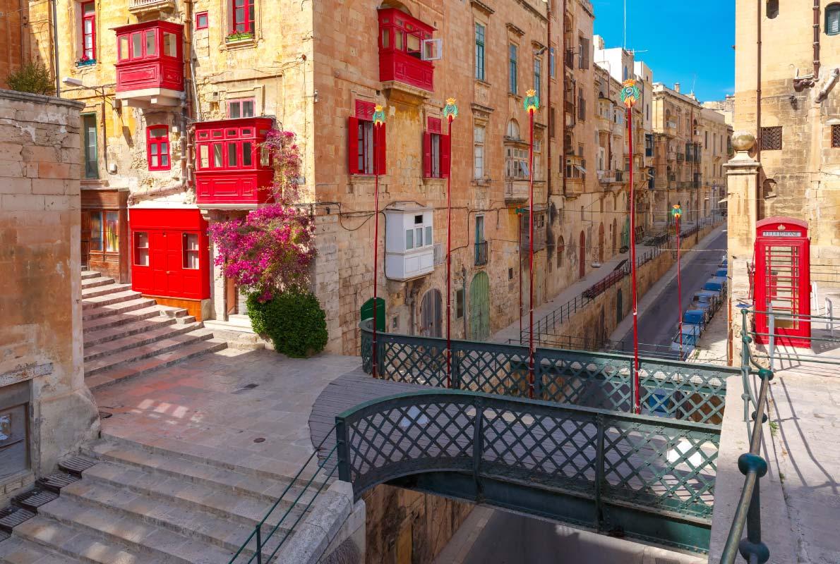 Valetta Malta - Easter destinations in Europe - Copyright INTERPIXELS - European Best Destinations