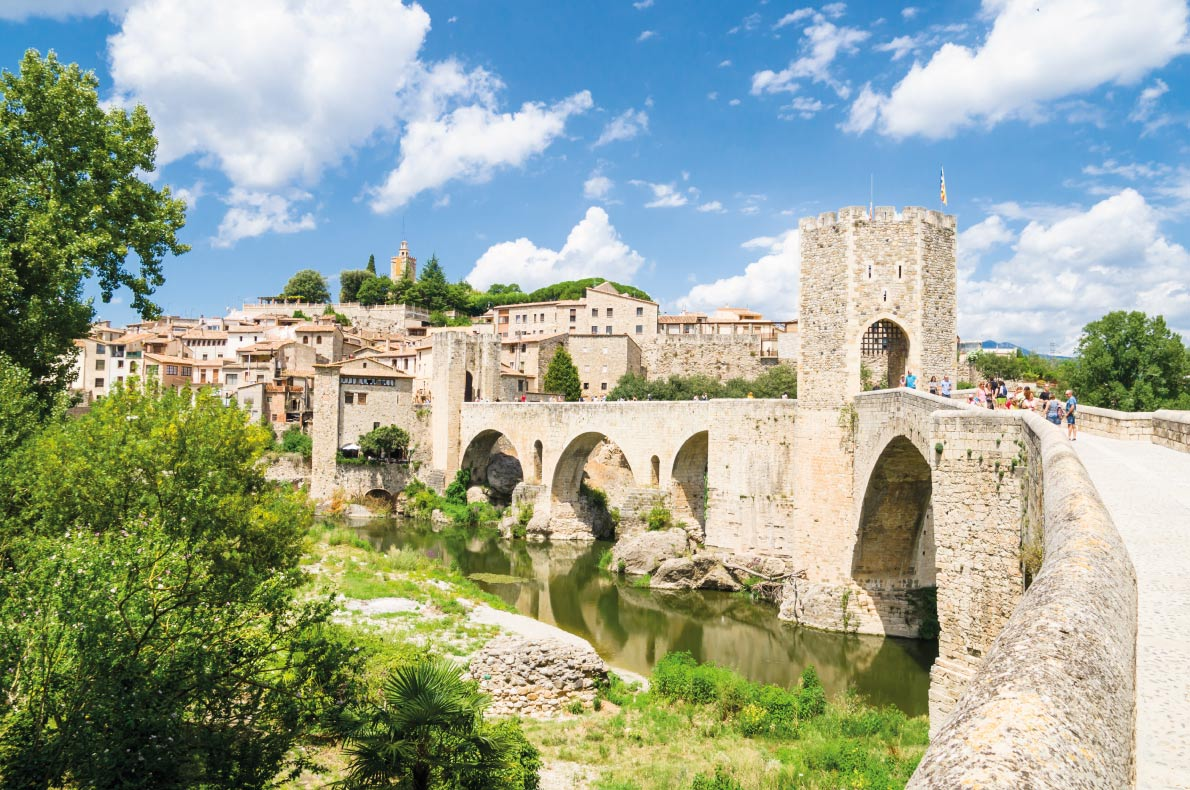 Besalu - Best medieval destinations in Europe - Copyright Pabkov - European Best Destinations