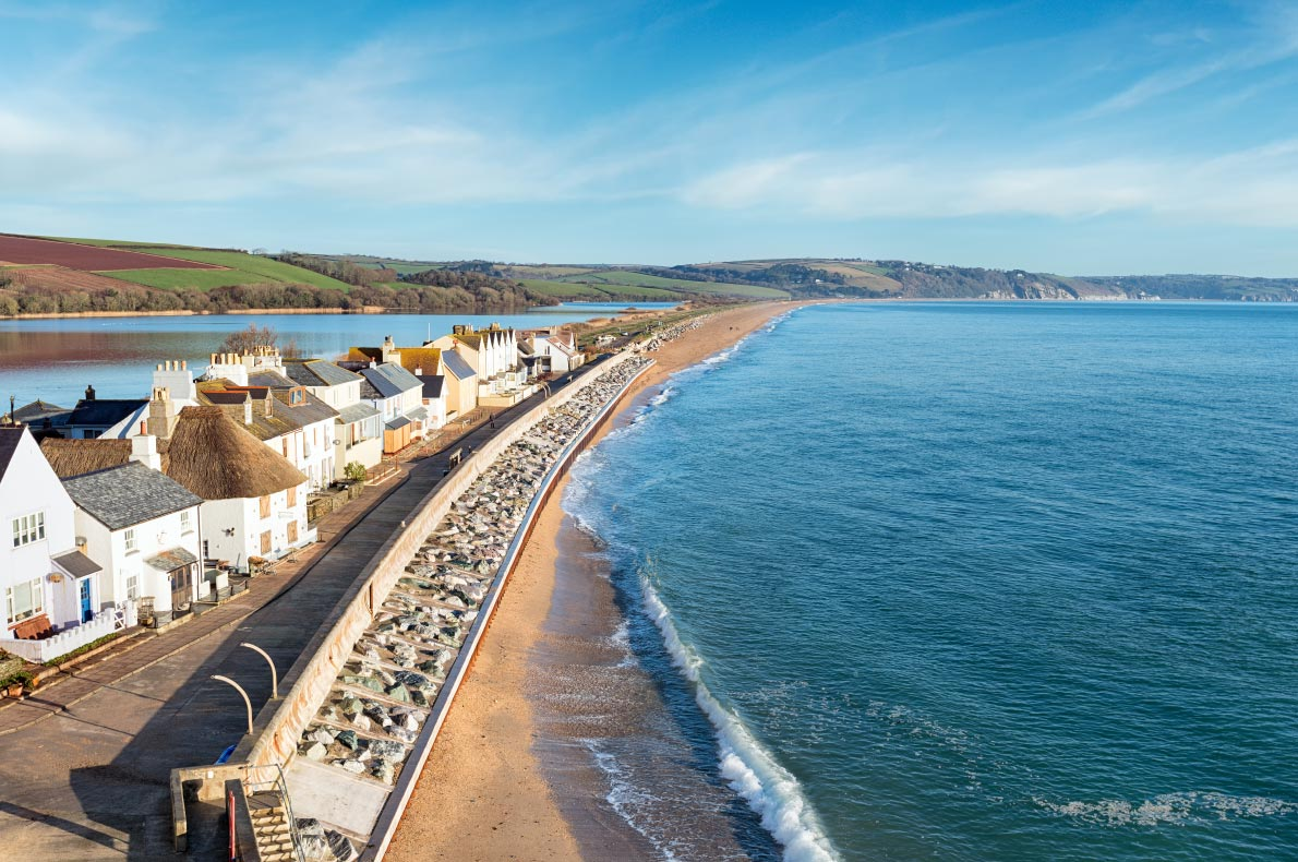 Best hidden gems in England - Torcross Copyright  Helen Hotson - European Best Destinations