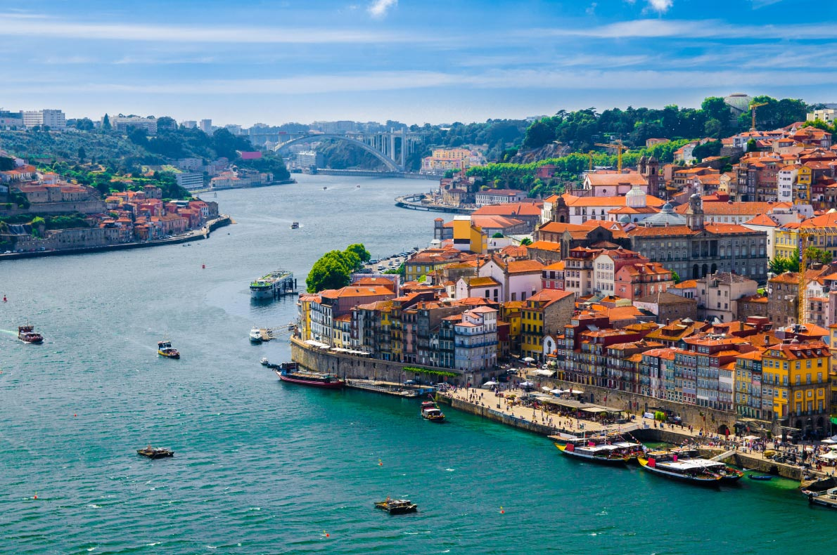 Best places to visit in Portugal - Porto copyright  Aliaksandr Antanovich - European Best Destinations