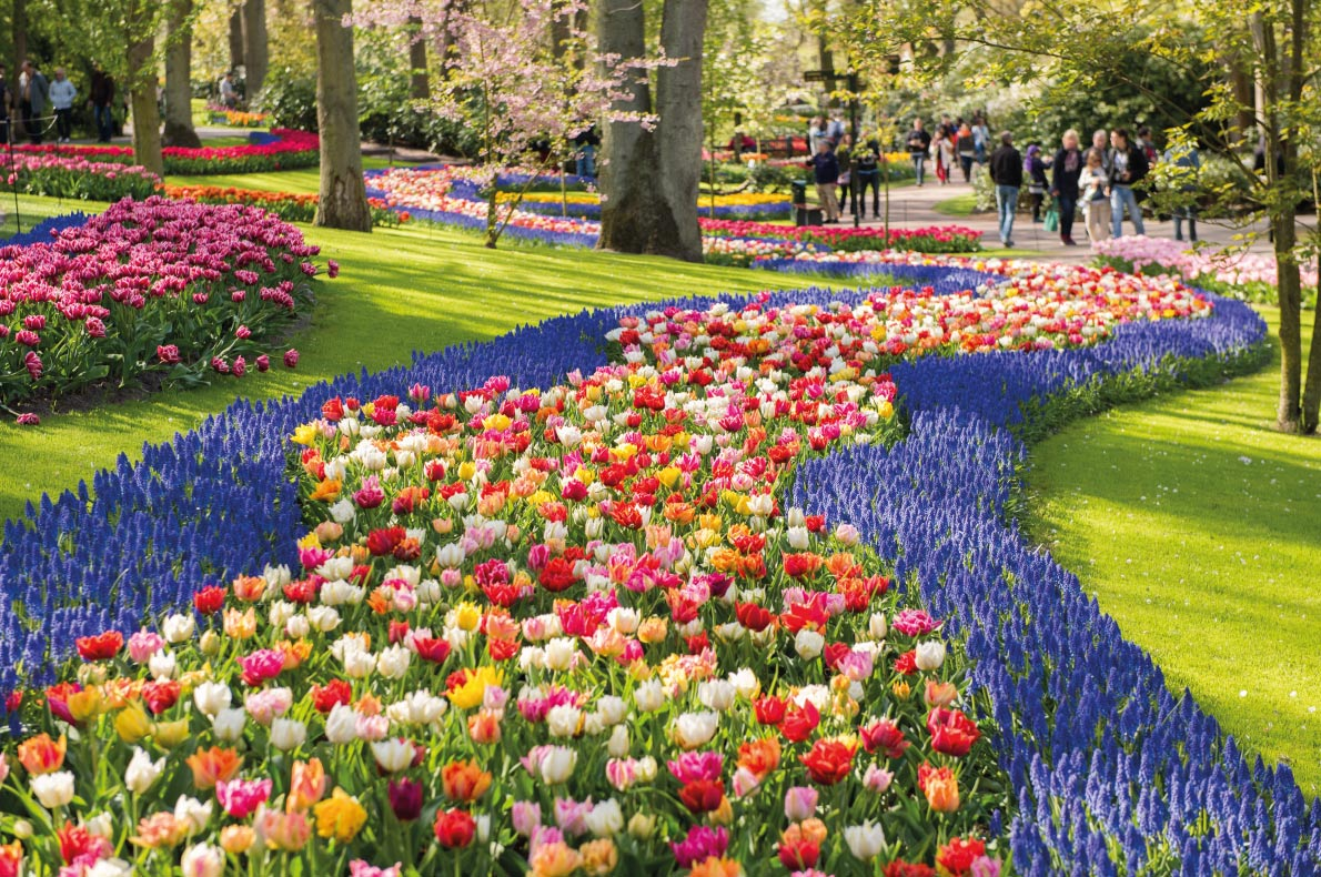 Lisse Keukenhof Park - Best destinations for springtime in Europe - Copyright Anton_Ivanov - European Best Destinations