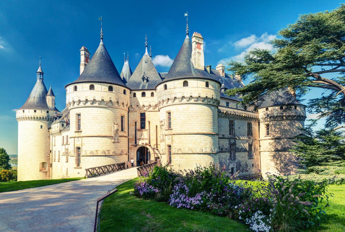 Luxury Castles of the Loire Bike Tour