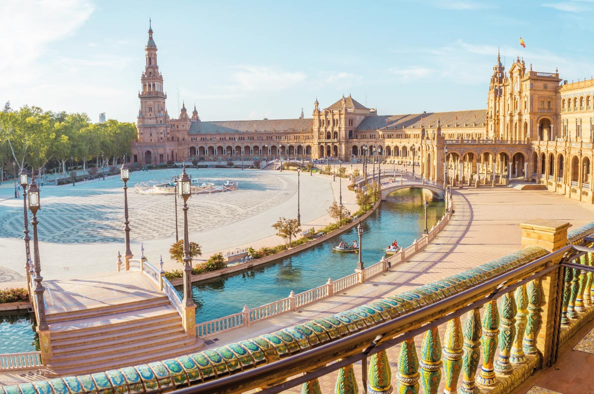 Best places to visit in Spain - Seville copyright  LucVi   - European Best Destinations