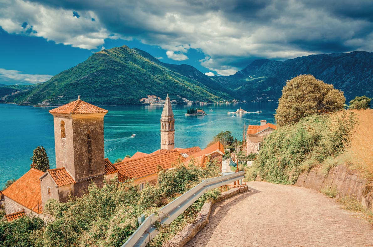 Kotor  Paradise destinations in Europe Copyright Oleg_P - European Best Destinations