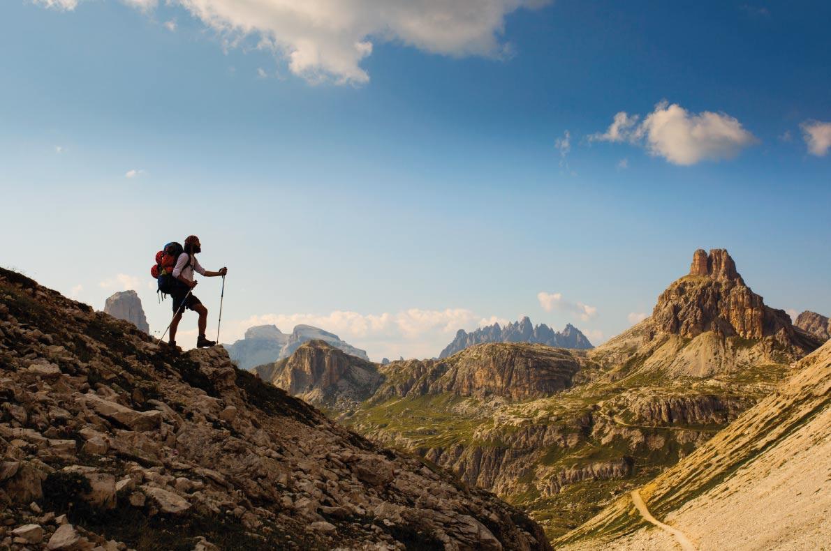 Dolomites - Best trekking destinations in Europe - Copyright danm12 - European Best Destinations