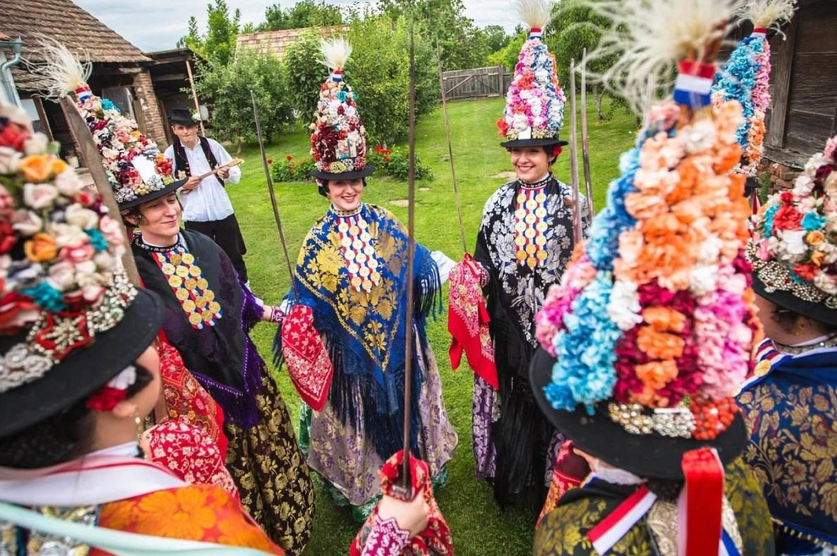 Best sustainable events in Europe - Spring Procession in Kraljice - Copyright Croatia HR  - European Best Destinations