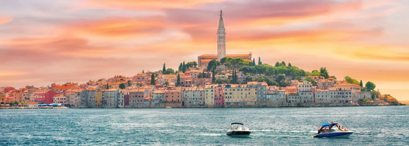 Best nautical routes of Croatia