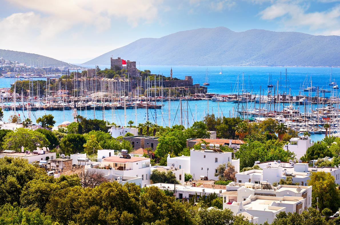 Best Castles in Turkey - Bodrum Castle - Copyright Pikoso.kz - European Best Destinations