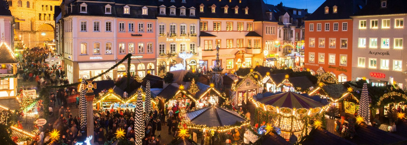 Trier Christmas Market 2020 - Dates