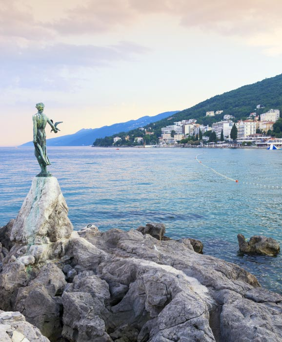 Opatija-romantic-destination-Croatia