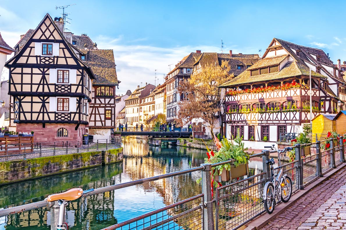 Best places to visit in France - Strasbourg copyright  MarinaDa - European Best Destinations