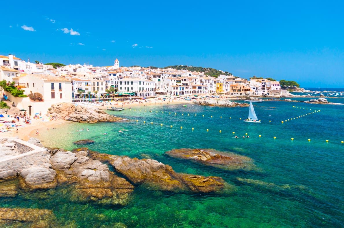 Best beaches in Europe - Calella de Palafrugell Copyright  Matej Kastelic - European Best Destinations
