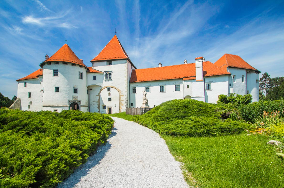 Best Castles  in Croatia - Varazdin Castle - Copyright iascic - European Best Destinations