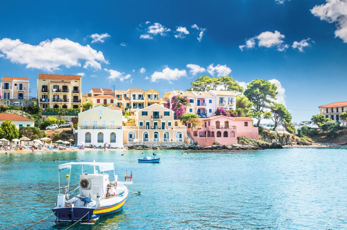 Best places to visit in Greece - Asos copyright Lucian Bolca  - European Best Destinations
