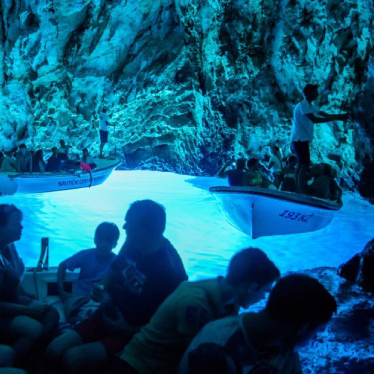 Blue Cave and hvar tour