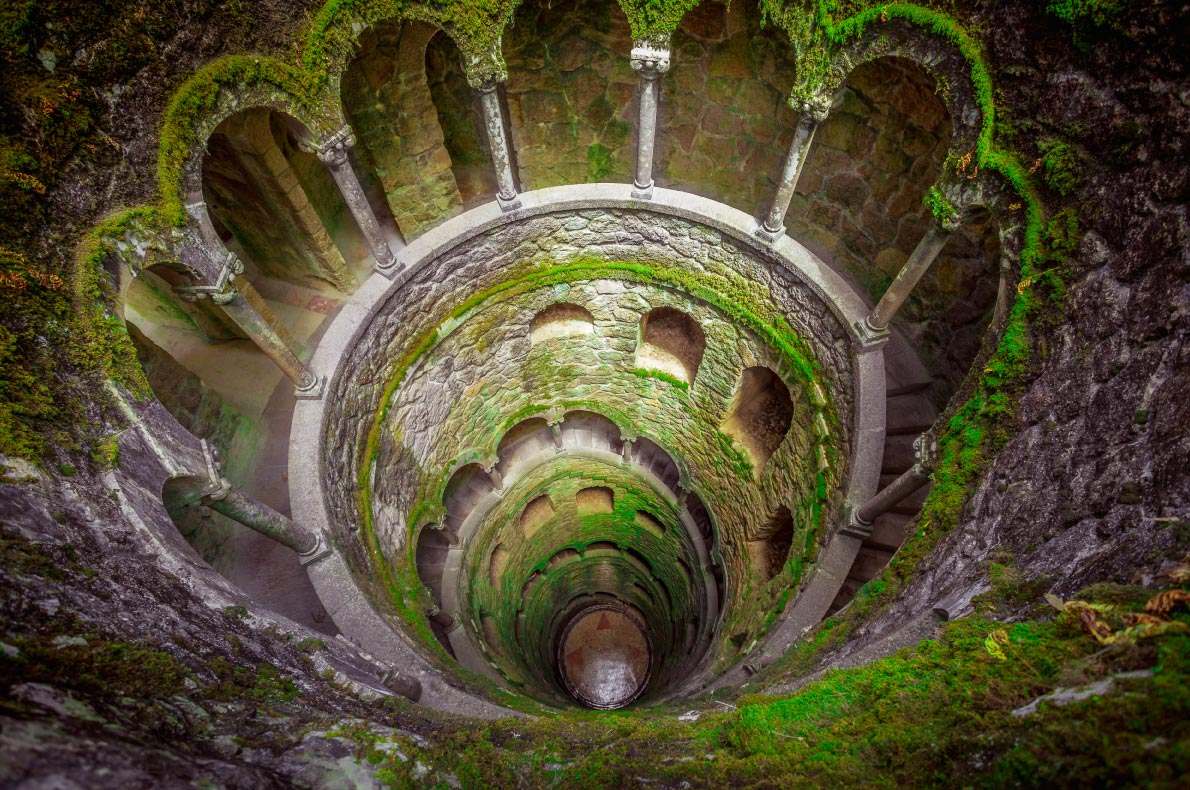 Best hidden gems in Portugal - Sintra - Quinta de Regaleira Copyright  LALS STOCK  - European Best Destinations