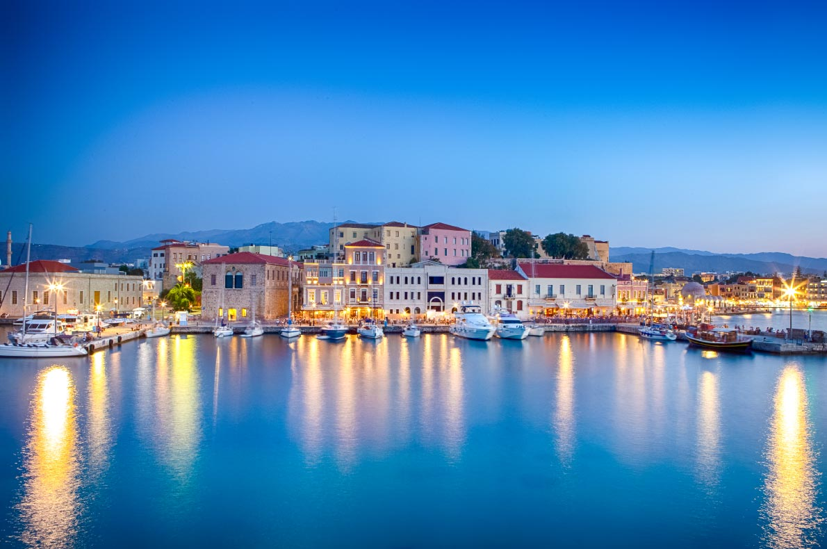 Best hidden gems in Greece - Chania copyright  Dmitry Morgan - European Best Destinations