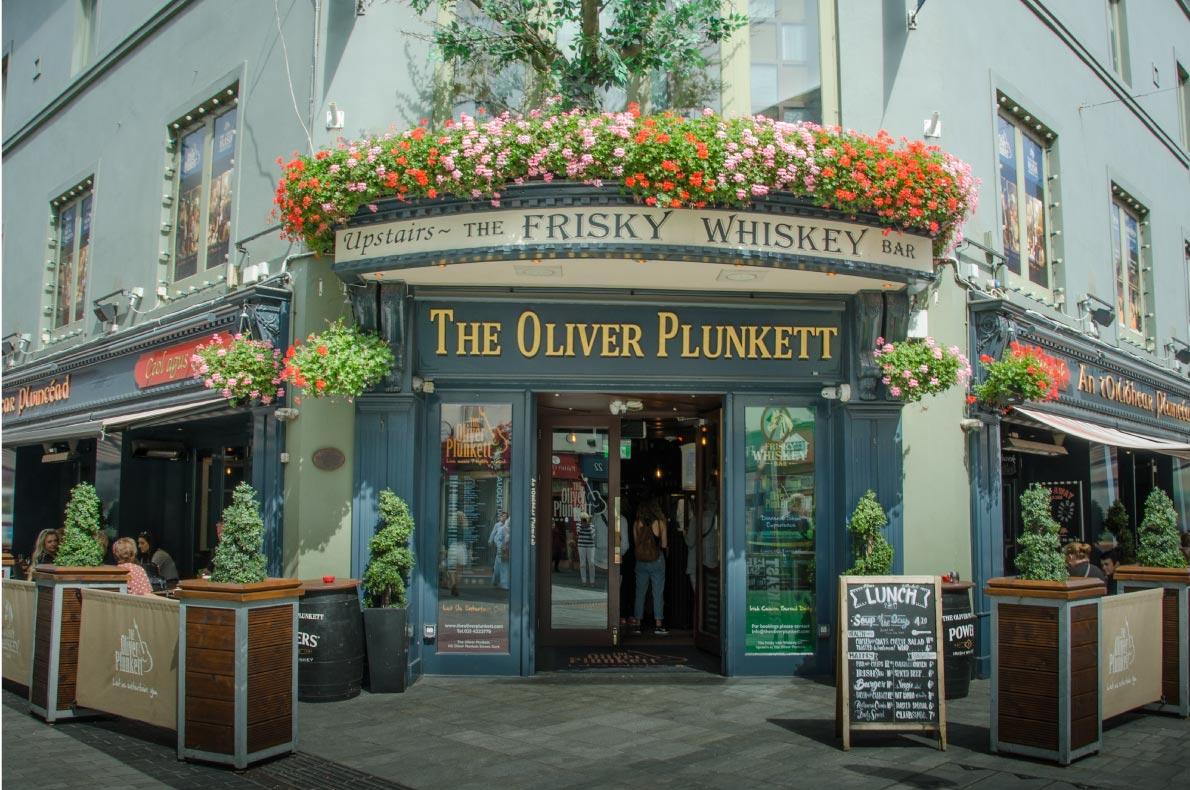 Best places to visit in Ireland - Cork - Copyright Shutterstock Editorial lembi - European Best Destinations