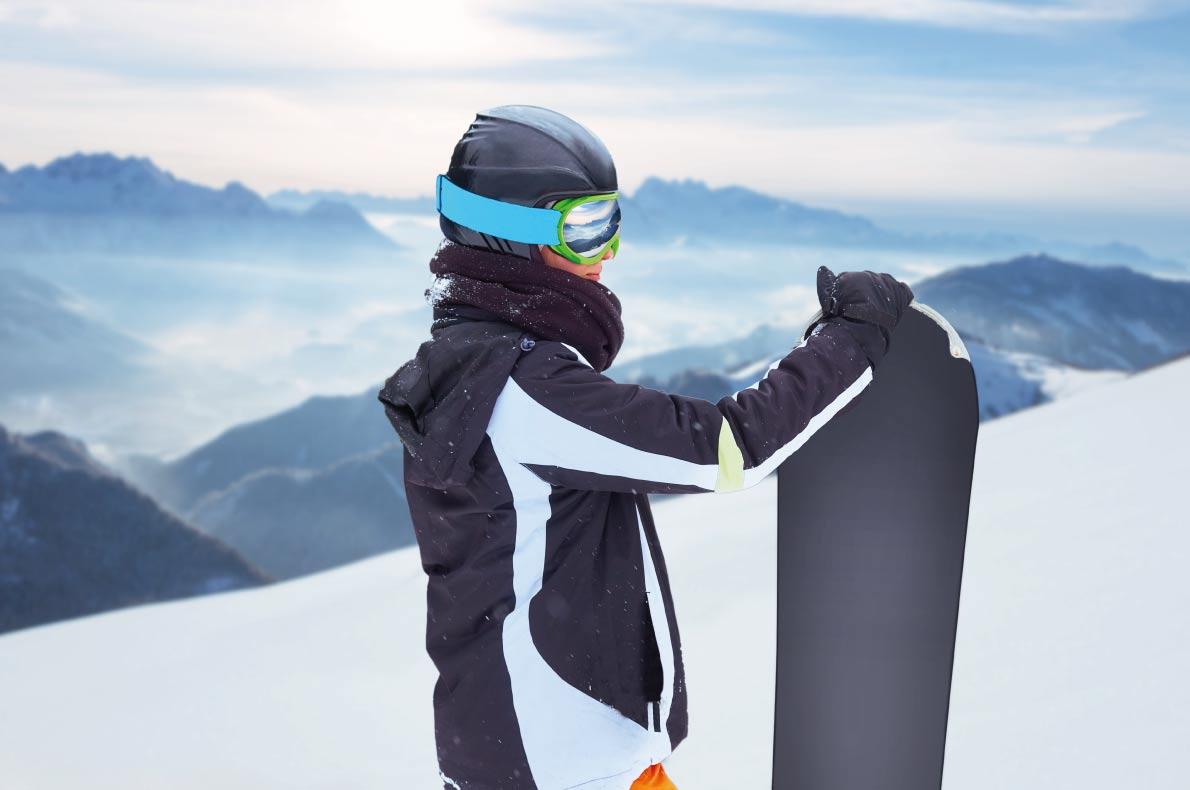 Best snowboard destinations in Europe - MAYRHOFEN - Copyright Verona Studios - European Best Destinations