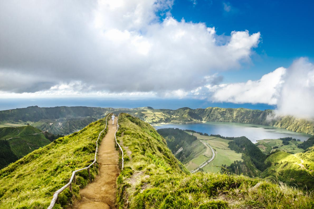 Best sustainable destinations in Europe - Azores - Sete Cidades - Copyright hbpro   - European Best Destinations