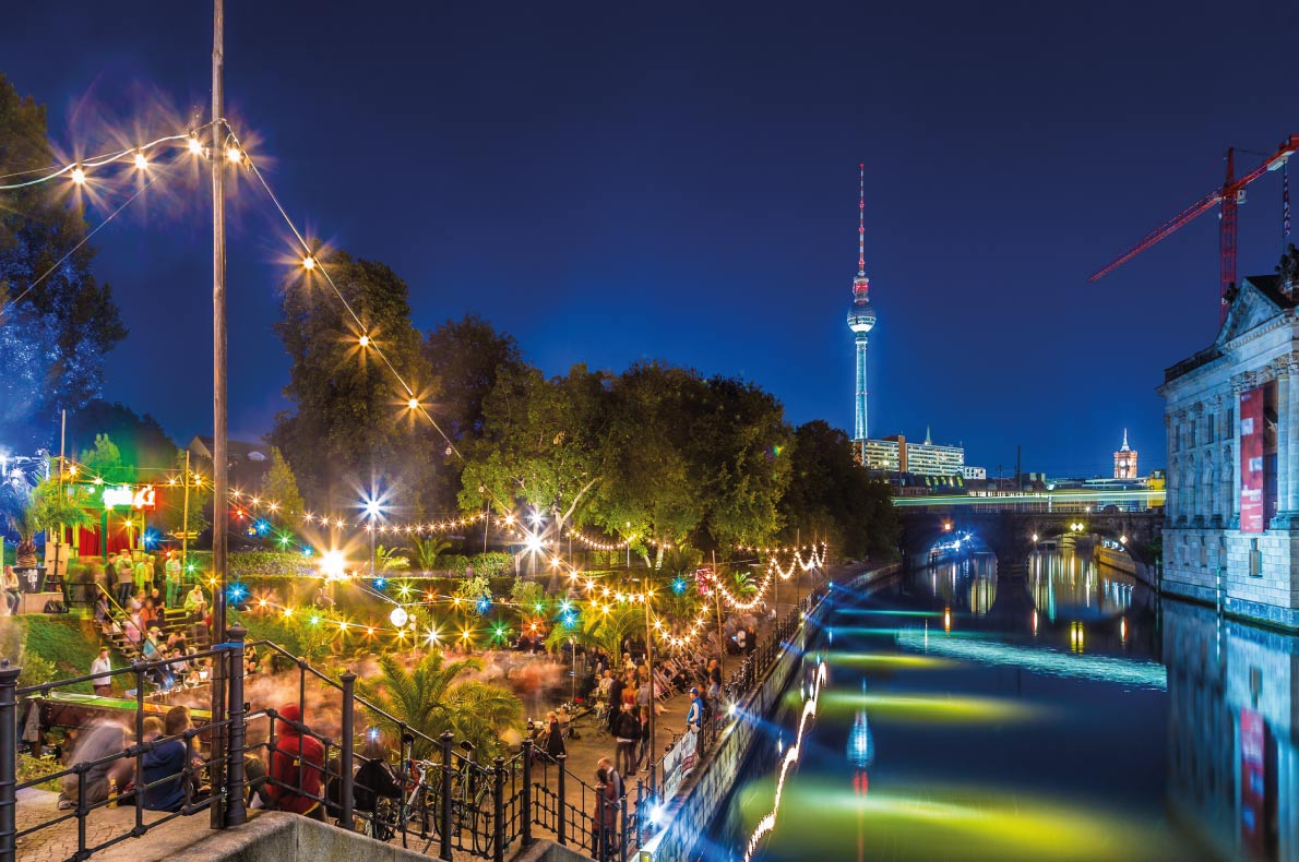 Berlin - Best party destinations in Europe - Copyright canadastock  - European Best Destinatiosn