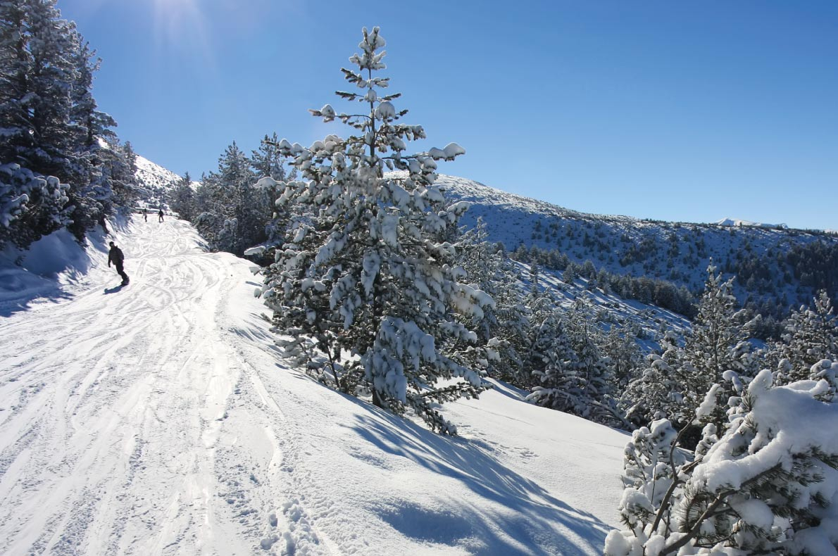 Cheapest Ski Resorts in Europe - Borovets in Bulgaria - Copyright  snowturtle - European Best Destinations