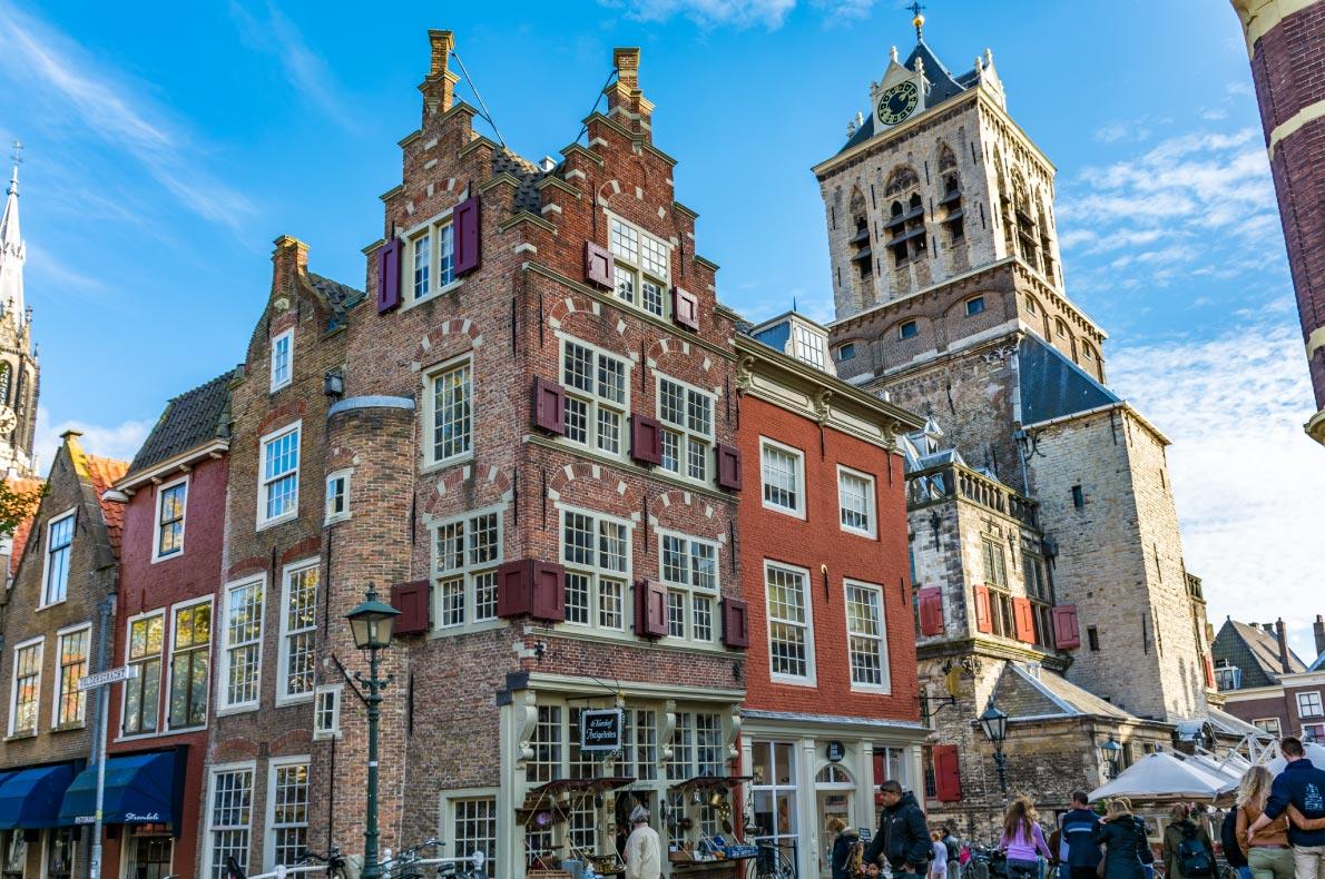 Best hidden gems in The Netherlands - Delft - copyright Hit1912 - European Best Destinations