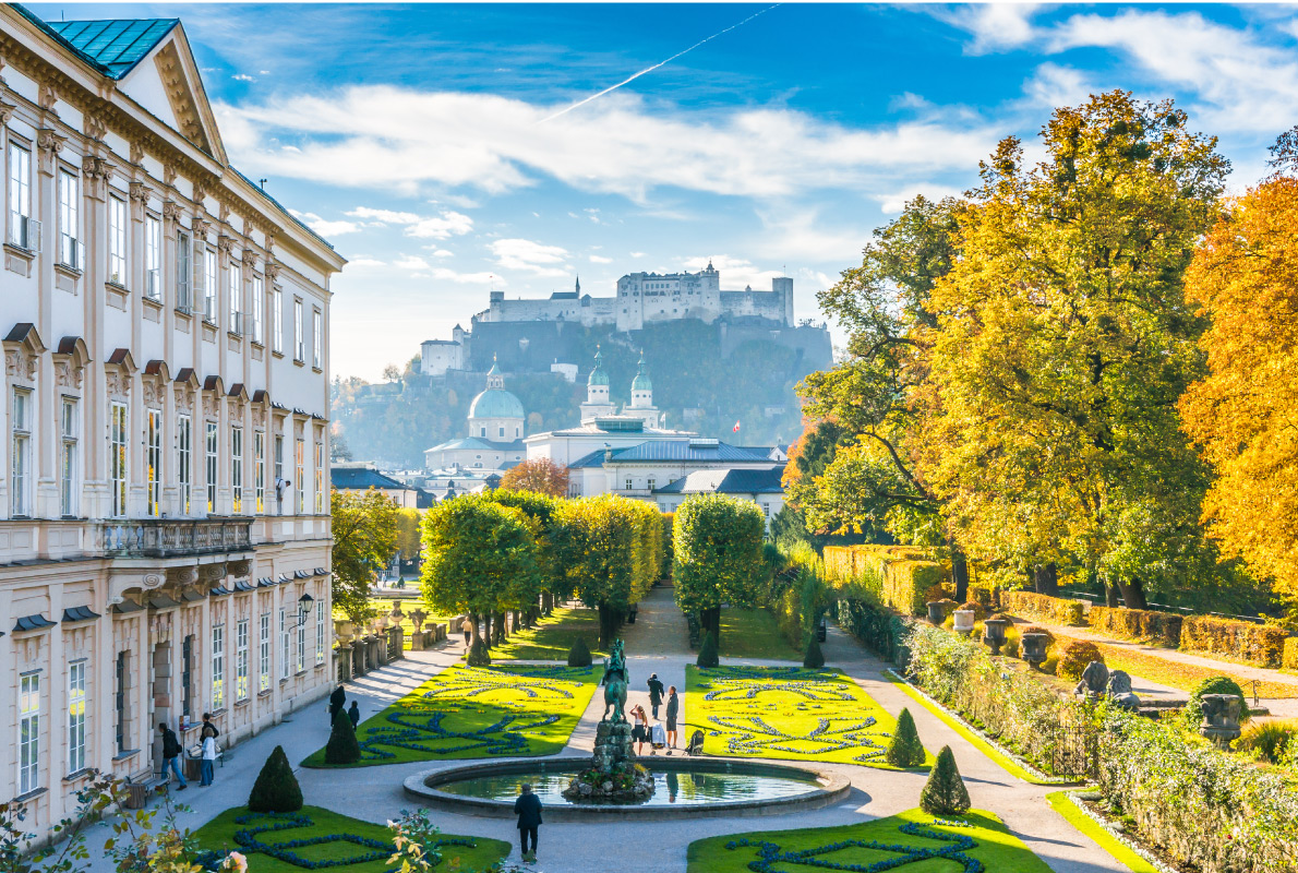 Salzburg - Best accessibility destinations in Europe - Copyright canadastock - European Best Destinations