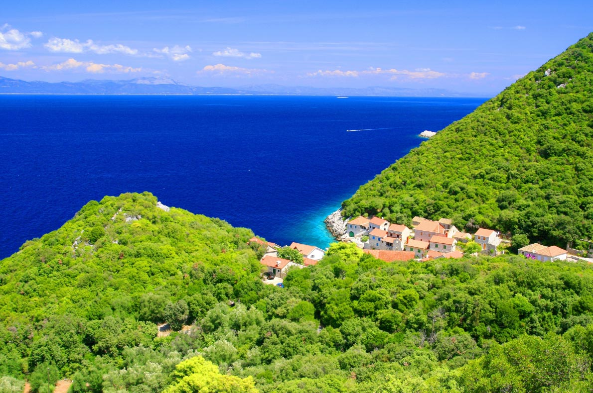 Best hidden gems in Croatia - Lastovo - Copyright Simun Ascic - European Best Destinations