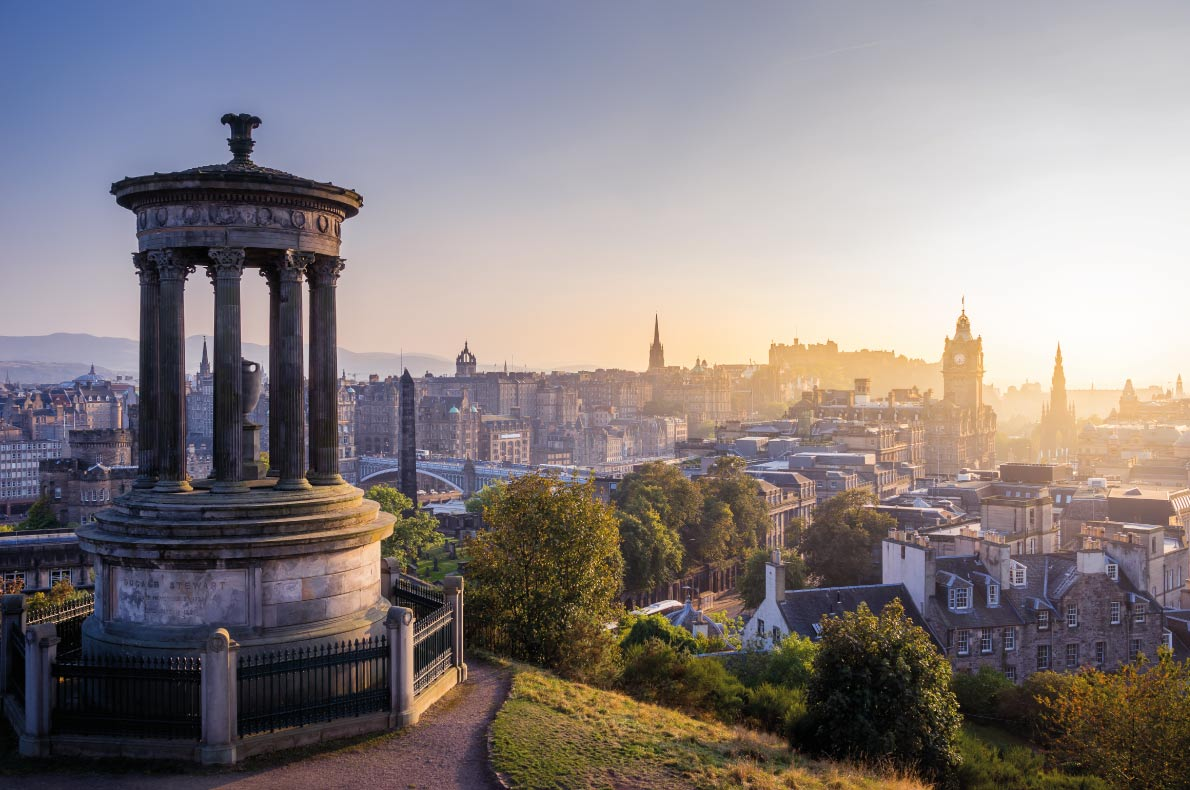 Safest destinations in Europe - Edinburgh Copyright alice-photo - European Best Destinations
