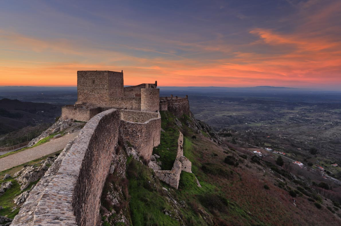 Best Castles in Portugal - Marvao Castle - Copyright  ARoxoPT  - European Best Destinations
