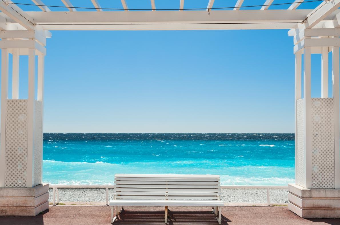 Best beaches in France - Promenade des anglais beach in Nice copyright Olga Gavrilova   - European Best Destinations