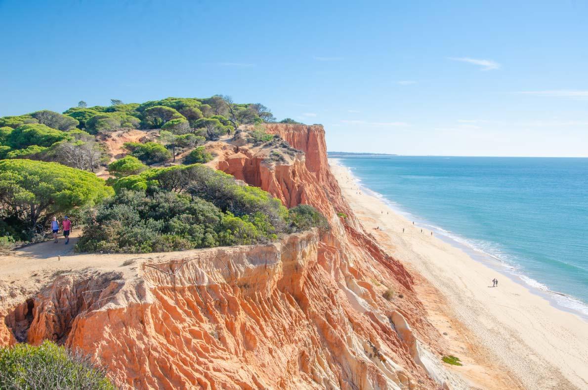 Algarve - Best destinations for sun in winter - Copyright Dariusz Majgier - European Best Destinations
