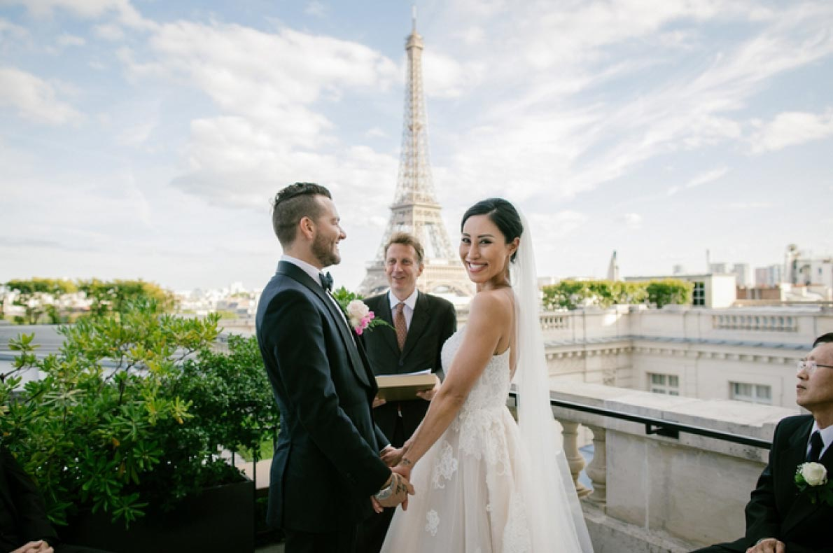 Best wedding venues in Europe - Shangri La Paris  - European Best Destinations