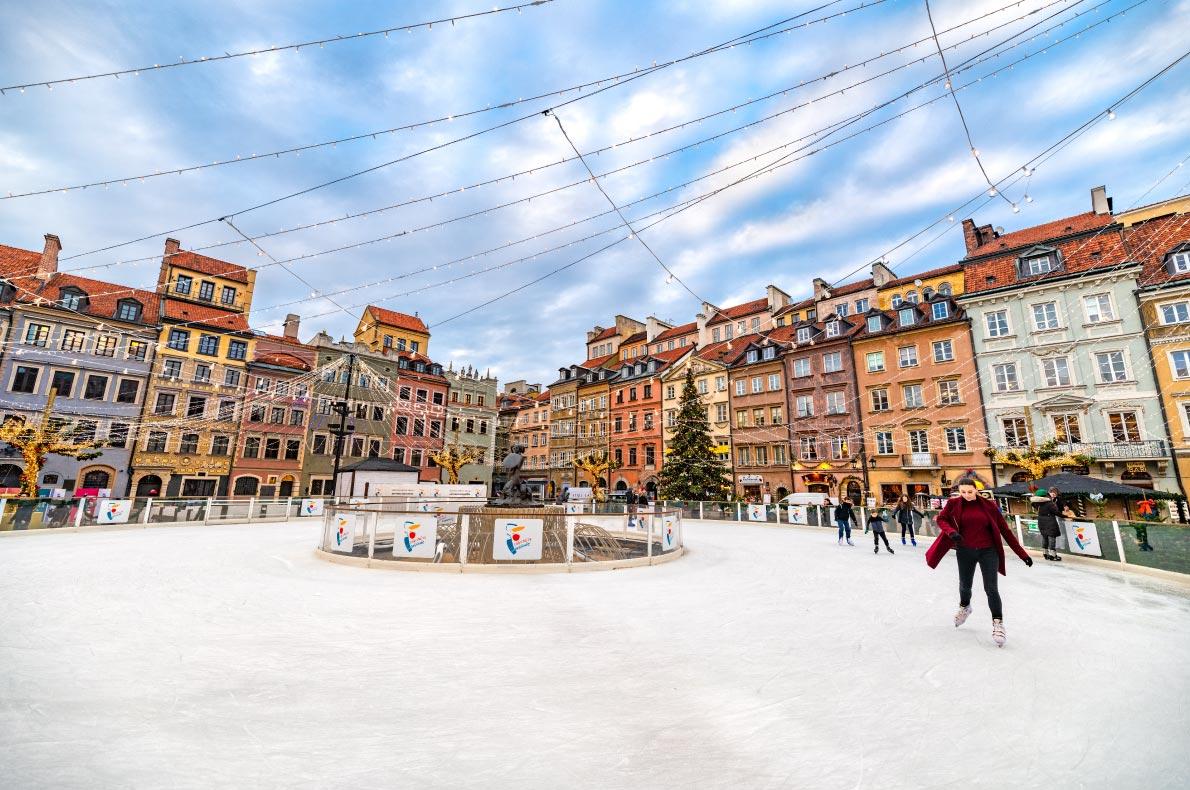 Covid 19 Safest Christmas Markets in Europe - Prague Christmas Market - Copyright Pavlo-Khomenskyi - European Best Destinations