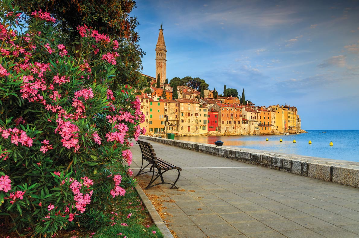 Rovinj Istria Paradise destinations in Europe Copyright Gaspar Janos - European Best Destinations