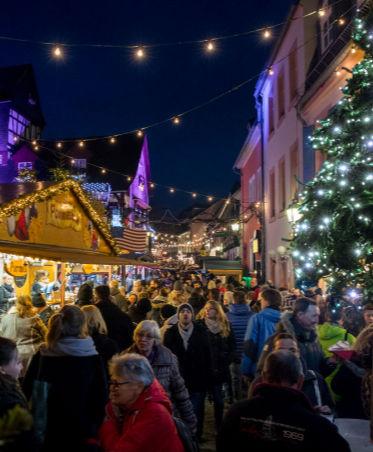Ruedesheim Christmas