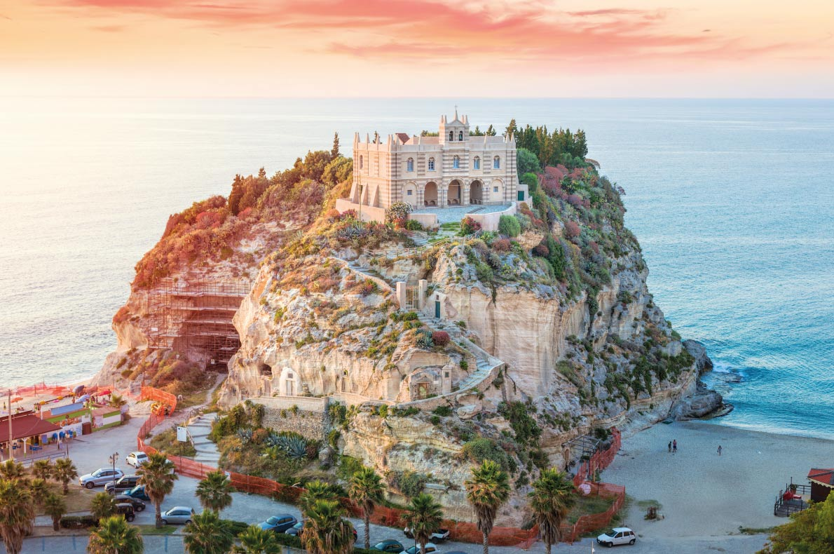Santa Maria Isola Bella Tropea - Best Fairytales destinations in Europe - Copyright mRGB - European Best Destinations