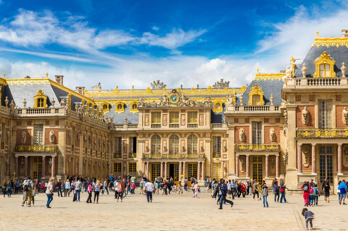 Best Castles in France - Versaille Castle - Copyright Aurelie France SF - European Best Destinations