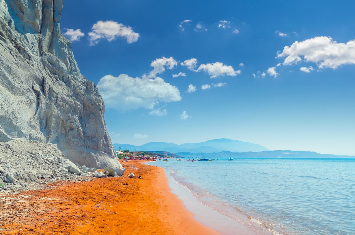 Best places to visit in Greece - Xi beach - Copyright Lucian Bolca European Best Destinations