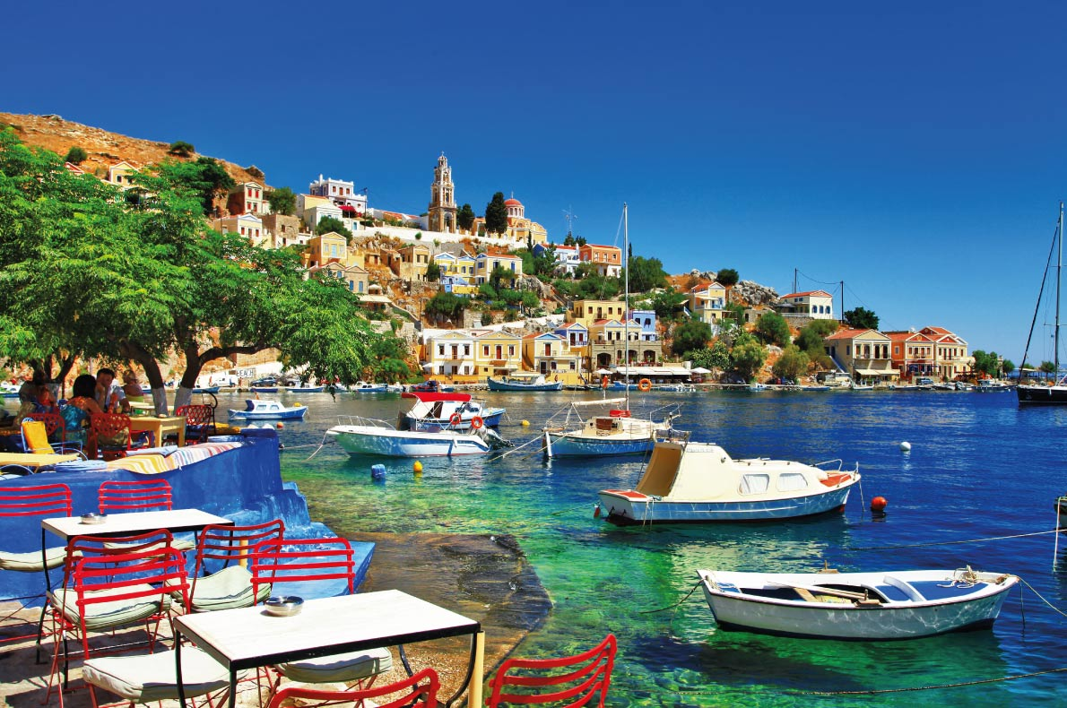 Symi Island Paradise destinations in Europe Copyright leoks - European Best Destinations