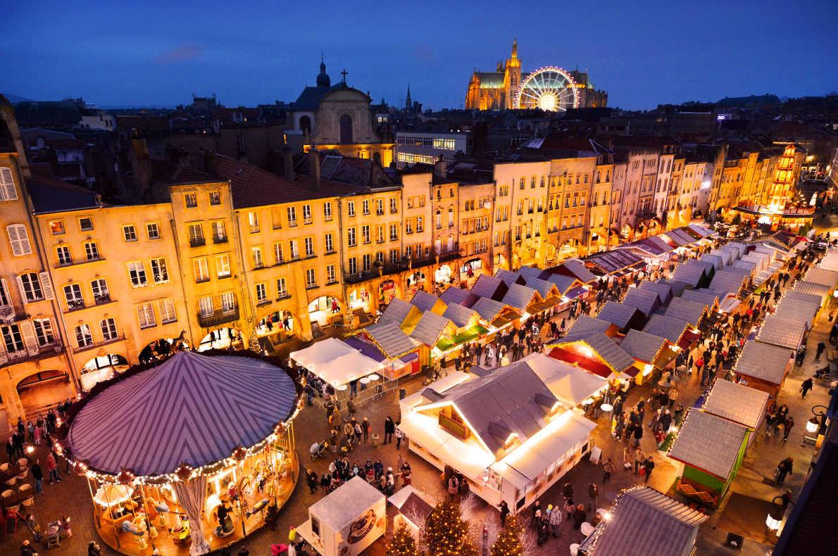 Best Christmas Market in France - Christmas in Metz Copyright ©Philippe Gisselbrecht -Benoit Lapray -Inspire Metz- European Best Destinations