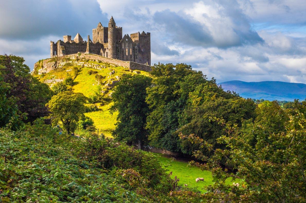 Best castles in Ireland - Rock of Cashel copyright Shutterstock - European Best Destinations