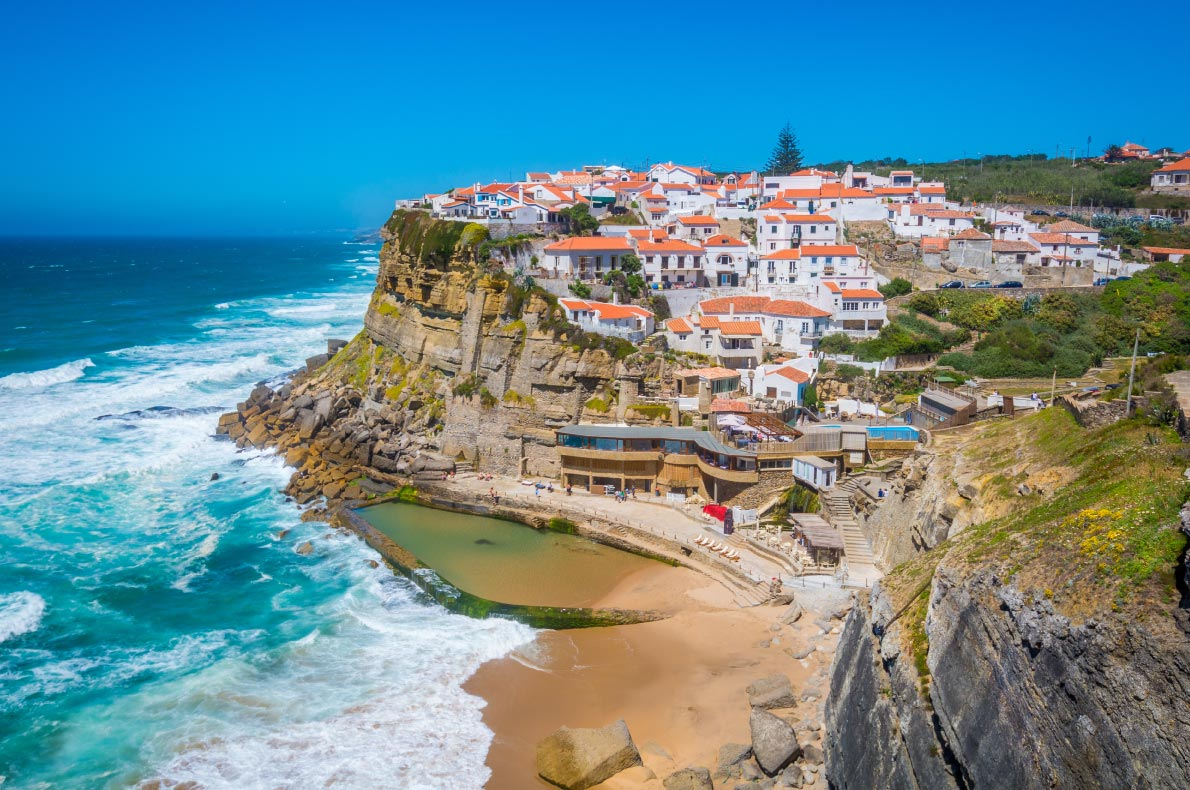 Best hidden gems in Portugal - Azenhas do Mar -  Copyright   Stefano_Valeri - European Best Destinations