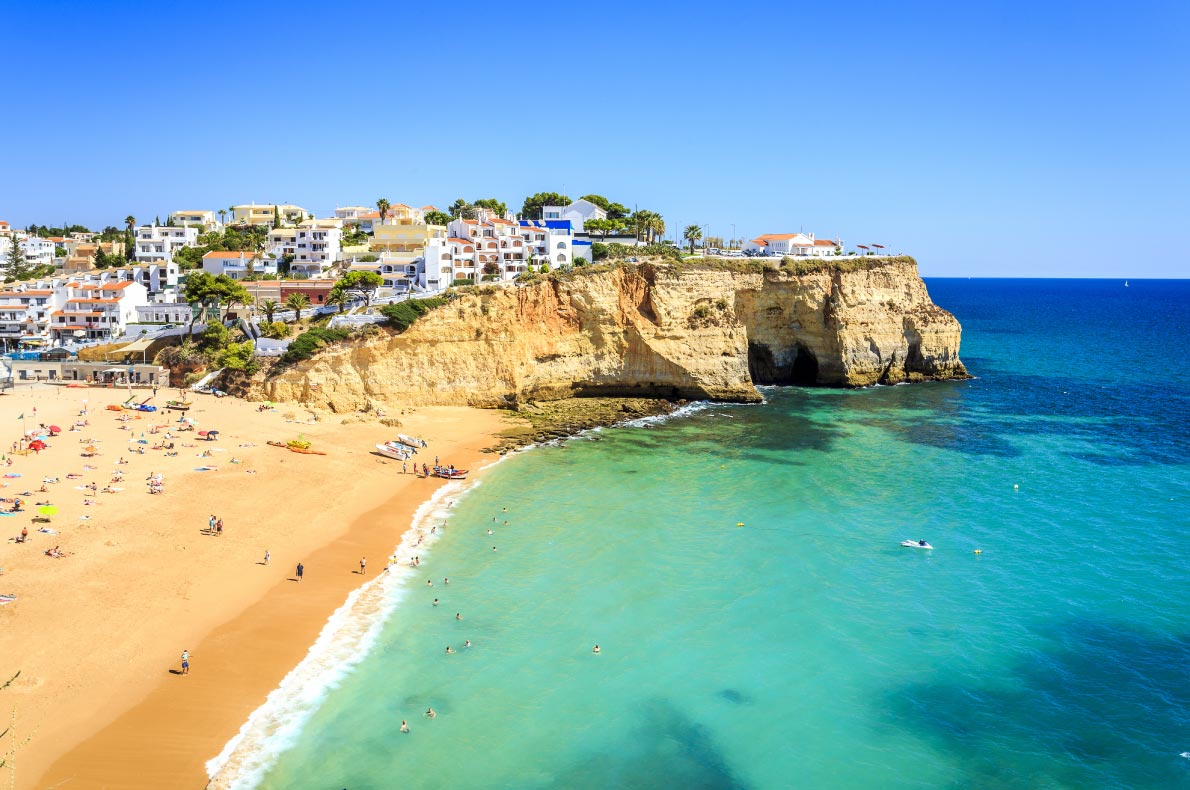 Best hidden gems in Portugal - Carvoeiro Copyright  Sopotnicki - European Best Destinations