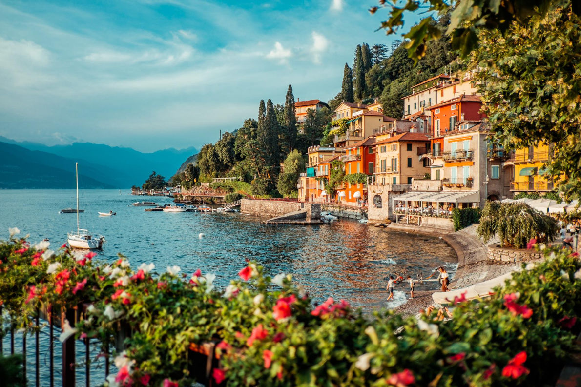Most romantic destinations in Europe - Varenna Lake Como copyright Reddit - European Best Destinations