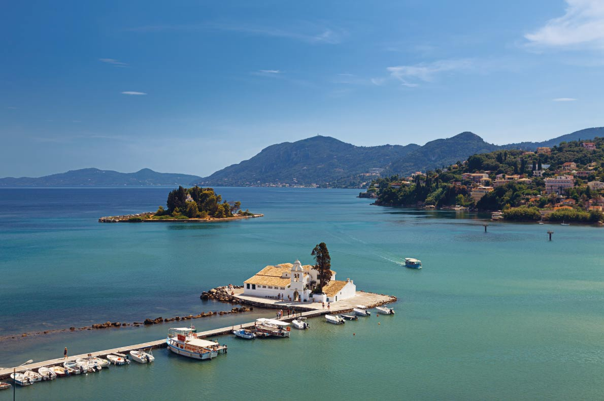 Safest destinations in Europe - Corfu Copyright  Mike Laptev - European Best Destinations