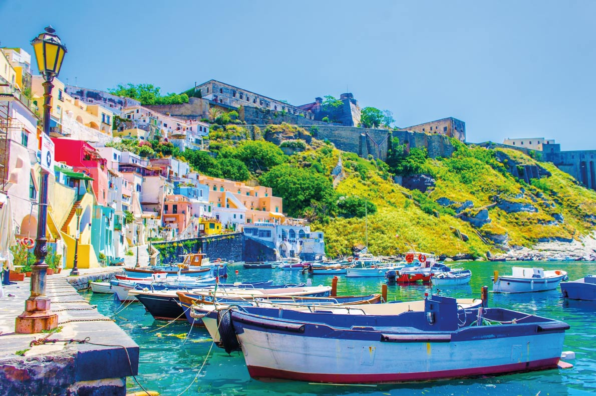 Procida  Paradise destinations in Europe Copyright pavel dudek - European Best Destinations