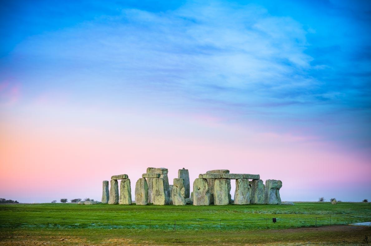 Best places to visit in England - Stonehenge - Copyright Pajor Pawe - European Best Destinations